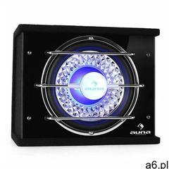"""Auna Subwoofer25cm (10"""") 300W RMS 600W max. efekt świetlny - ogłoszenia A6.pl"""