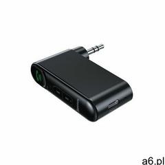 Baseus WXQY-01 Qiyin Uniwersalny transmiter odbiornik dźwięku bluetooth AUX do samochodu - ogłoszenia A6.pl
