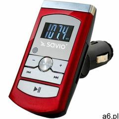Elmak SAVIO TR08 Transmiter FM DARMOWA DOSTAWA DO 400 SALONÓW !! - ogłoszenia A6.pl