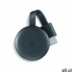 Google Odtwarzacz multimedialny chromecast 3.0 (0842776106209) - ogłoszenia A6.pl