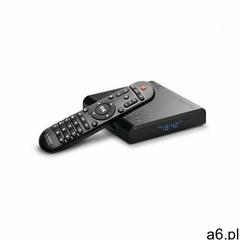 Odtwarzacz Savio Smart TV Box PLATINUM TB-P02, 4/32 GB, BT, Android 9.0 Pie, HDMI v 2.1, 8K, Dual Wi - ogłoszenia A6.pl
