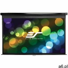 """Elite Screens ekran projekcyjny 125 × 221 cm, 100"""", 16:9 (M100UWH) - ogłoszenia A6.pl"""