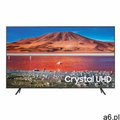 TV LED Samsung UE50TU7172 - ogłoszenia A6.pl