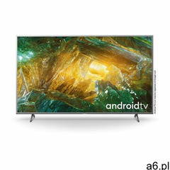 TV LED Sony KD-55XH8077 - ogłoszenia A6.pl