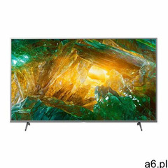 TV LED Sony KD-65XH8077 - ogłoszenia A6.pl