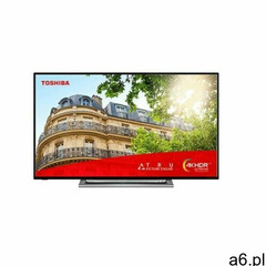 TV LED Toshiba 43UL3B63 - ogłoszenia A6.pl