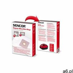 SENCOR SVC 840 Worki do odkurzaczy z mikrowłókna 5 szt. + filtr - ogłoszenia A6.pl