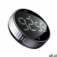 Baseus Heyo Rotation | Stoper kuchenny minutnik timer cyfrowy magnetyczny - ogłoszenia A6.pl