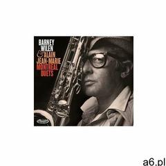 Barney & Alain Jea Wilen - Montreal Duets -Live- (8435395502938) - ogłoszenia A6.pl