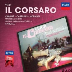 Universal music / decca Lamberto gardelli - verdi il corsaro (decca opera) (0028947853046) - ogłoszenia A6.pl
