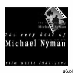 FILM MUSIC 1980 - 2001 - Michael Nyman (Płyta CD) (0724381107928) - ogłoszenia A6.pl