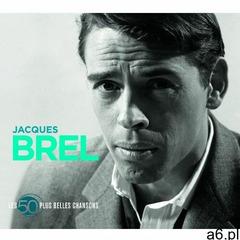 Jacques Brel - 50 Plus Belles Chansons (0602537267781) - ogłoszenia A6.pl