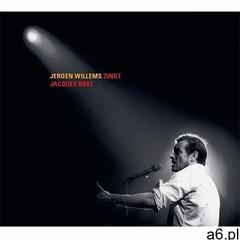 Jeroen Willems - Zingt Jacques Brel, X15520 - ogłoszenia A6.pl