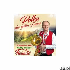 Huby Mayer - Polka Der Guten Laune (9002986901891) - ogłoszenia A6.pl