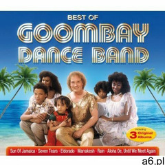 Eurotrend Goombay dance band - the best [3cd] - ogłoszenia A6.pl