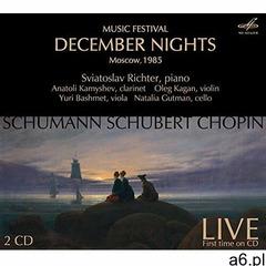 Schubert/Schumann - December Nights, Moscow.., Q00567 - ogłoszenia A6.pl