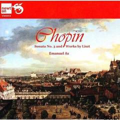 Chopin/Liszt - Sonata No.3/Schubert Tran - ogłoszenia A6.pl