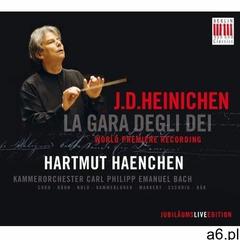 J.D. Heinichen - La Gara Degli Dei (0885470005447) - ogłoszenia A6.pl
