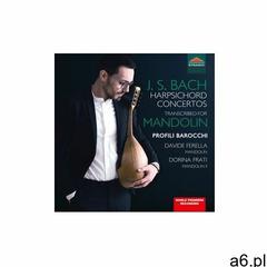 J.S. Bach - Harpichord Concertos Tran - ogłoszenia A6.pl