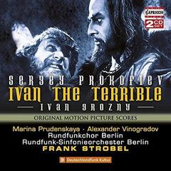 S. Prokofiev - Ivan The Terrible, T92242 - ogłoszenia A6.pl