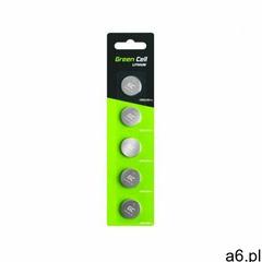 Baterie CR2430 GREEN CELL XCR06 (5 szt.), XCR06 - ogłoszenia A6.pl
