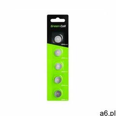 Baterie LR44 GREEN CELL XCR07 (5 szt.), XCR07 - ogłoszenia A6.pl