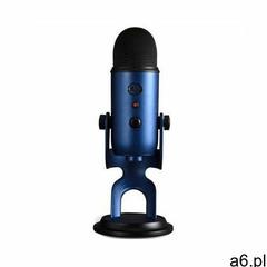 Mikrofon do streamingu yeti usb midnight blue 988-000232 marki Blue - ogłoszenia A6.pl