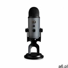 Mikrofon do streamingu BLUE Yeti USB Slate 988-000226 (5099206084063) - ogłoszenia A6.pl