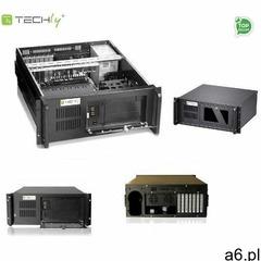 Obudowa serwerowa Techly ATX 19 4U (305519) Darmowy odbiór w 21 miastach! (8057685305519) - ogłoszenia A6.pl