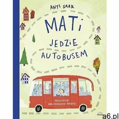 Mati jedzie autobusem (9788395845338) - ogłoszenia A6.pl