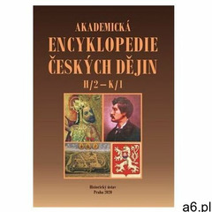 Akademická encyklopedie českých dějin VI. -H/2 – K/1 Tušl a kol - ogłoszenia A6.pl
