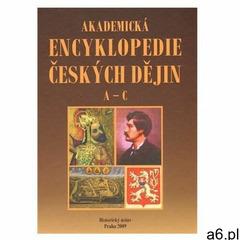 Akademická encyklopedie českých dějin. A-C. (9788072861477) - ogłoszenia A6.pl