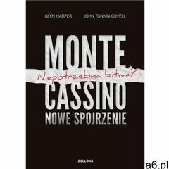 Monte Cassino- nowe spojrzenie. Niepotrzebna bitwa - ogłoszenia A6.pl