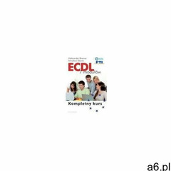 ECDL 7 modułów Kompletny kurs - ogłoszenia A6.pl