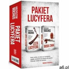 Pakiet lucyfera: lista lucyfera/boski znak, Skarpa Warszawska - ogłoszenia A6.pl