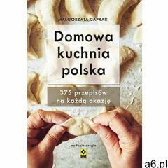Domowa kuchnia polska. Wyd. II - Caprari Małgorzata - książka (9788381514576) - ogłoszenia A6.pl