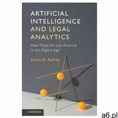 Artificial Intelligence and Legal Analytics (9781107171503) - ogłoszenia A6.pl