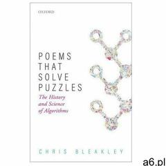 Poems That Solve Puzzles (9780198853732) - ogłoszenia A6.pl
