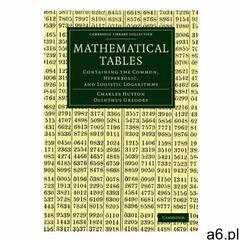 Mathematical Tables (9781108054027) - ogłoszenia A6.pl