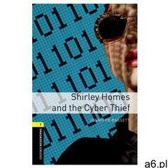 Oxford Bookworms Library: Level 1: Shirley Homes and the Cyber Thief Audio Pack - ogłoszenia A6.pl