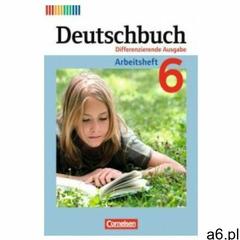 Deutschbuch - Sprach- und Lesebuch - Differenzierende Ausgabe 2011 - 6. Schuljahr - ogłoszenia A6.pl