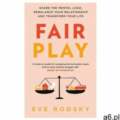 Fair Play: Win-Win solution for Women with Too Much to Do (and More Life to Live) (9781529400199) - ogłoszenia A6.pl