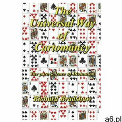 The Universal Way Of Cartomancy: The para-science of divination with Playing Cards (9781530845729) - ogłoszenia A6.pl