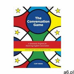 The Conversation Game: A Systematic Program for Mastering English Conversation (9781724416292) - ogłoszenia A6.pl