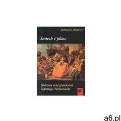 Śmiech i płacz. Badania nad granicami ludzkiego zachowania - Plessner Helmuth - książka (181 str.) - ogłoszenia A6.pl