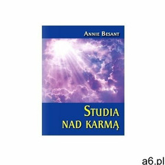 Studia nad karmą - Besant Annie - książka - ogłoszenia A6.pl