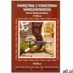 Pamiętnik z Powstania Warszawskiego - ogłoszenia A6.pl