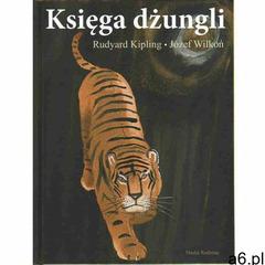 Księga dżungli, oprawa twarda - ogłoszenia A6.pl