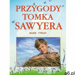 PRZYGODY TOMKA SAWYERA - Mark Twain OD 24,99zł DARMOWA DOSTAWA KIOSK RUCHU (2017) - ogłoszenia A6.pl