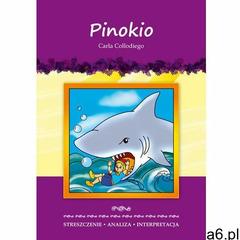 PINOKIO OPRACOWANIE, praca zbiorowa - ogłoszenia A6.pl